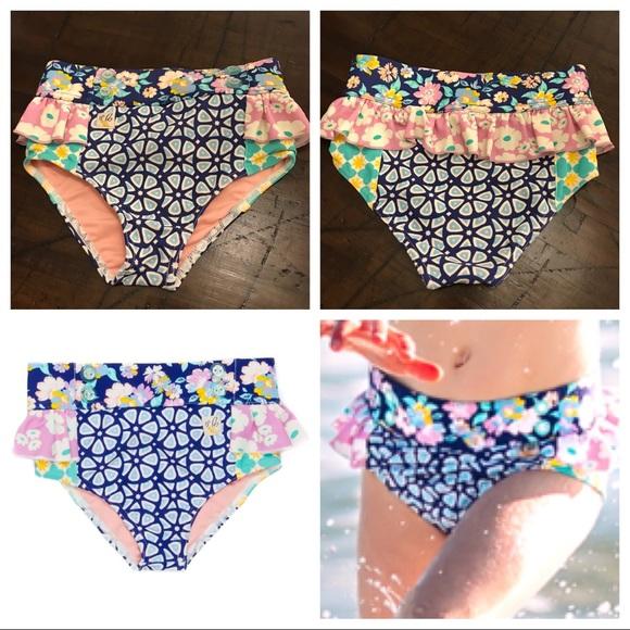 6d302d05385 Wildflower Swim | S Amelia Island Size 6 Bathing Bottoms | Poshmark